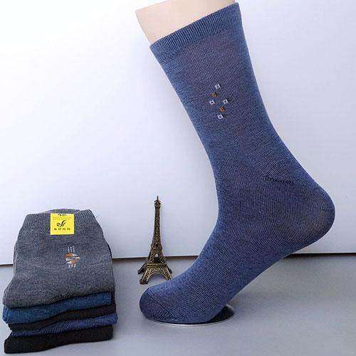 厂家直销批发 男棉袜子 男士 中老年人袜 夜市摆地摊袜子 带棉签